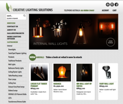 Creative Lighting Solutions